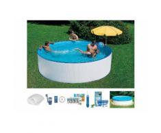 Summer Fun Set: Rundpool, 8-tlg., in 3 Größen