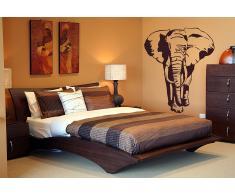 Wandtattoo, Home affaire, »Afrikanischer Elefant«, in 2 Größen