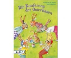 Gebundenes Buch »Die Konferenz der Osterhasen«