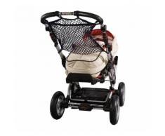 sunnybaby Universalnetz für Kinderwagen, mit Anker, marine