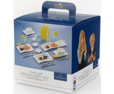 Klein Geschirr-Set für die Spielküche, »Villeroy und Boch New Wave - Dinner Set«