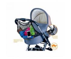 DIAGO Einkaufsnetz für Kinderwagen und Buggy