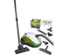 Thomas Wasch-Sauger mit Wasserfilter perfect air feel fresh x3, 1600 Watt, beutellos, grün/grau