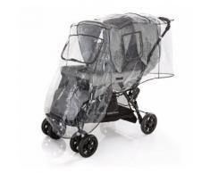 DIAGO Regenschutz für Geschwisterwagen