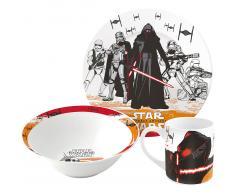 Kindergeschirr Keramik Star Wars, 3-tlg.