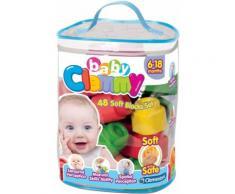 Clementoni Babyspielzeug, (48-tlg.), »Clemmy 48 Stück im Beutel«