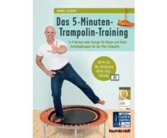 Broschiertes Buch »Das 5-Minuten-Trampolin-Training«