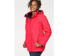 Jack Wolfskin 3-in-1-Funktionsjacke »3in1 ROSS ICE JACKET« (Set, 2 tlg), aus wasser- & winddichtem Obermaterial