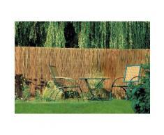 Videx Natur-Sichtschutzmatte »Bambus halb«