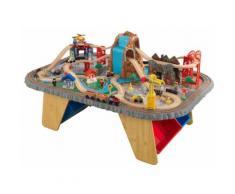 KidKraft® Eisenbahn Spieltisch, »Wasserfall Eisenbahntisch & Spielset«