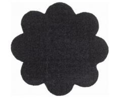 Fußmatte »Deko Soft«, Hanse Home, blumenförmig, Höhe 7 mm, saugfähig, waschbar