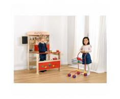 myToys Kaufladen aus Holz