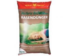 WOLF GARTEN Rasendünger »Natura Bio«, in 3 Verpacksungsgrößen