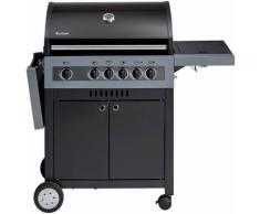 ENDERS Gasgrill »BOSTON BLACK 4 IK«, BxTxH: 144x61x115 cm
