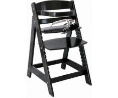 Roba Hochstuhl aus Holz »Treppenhochstuhl Sit up III, schwarz«