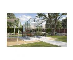 Vitavia Gewächshaus »Freya 5900«, BxT: 254x192 cm, aluminium eloxiert