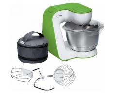 Bosch Universal-Küchenmaschine »StartLine MUM54G00«, 900 Watt, weiß / vivid green