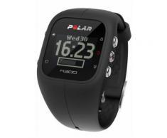 Polar Fitness Activity Tracker, »A300 Charcoal Black HR«, inkl. Brustgurt