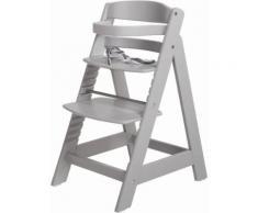 Roba Hochstuhl aus Holz, »Treppenhochstuhl Sit up III, taupe«