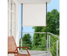 Angerer Freizeitmöbel Balkonsichtschutz »Seitensichtschutz, Polyacryl, beige« in 2 Breiten