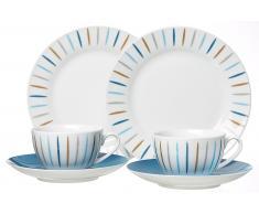 Frühstück-Set, »Doppio Lino«
