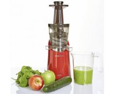 Jupiter Entsafter Juicepresso plus, 150 Watt, nutri-red