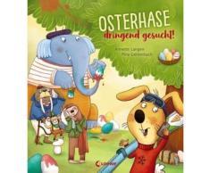 Gebundenes Buch »Osterhase dringend gesucht!«