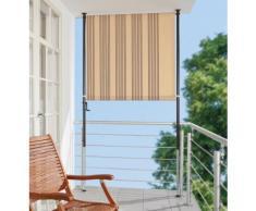 Balkonsichtschutz »Polyacryl, beige/braun« in 2 Breiten