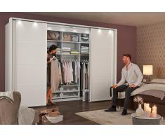 begehbarer kleiderschrank g nstige begehbare kleiderschr nke bei livingo kaufen. Black Bedroom Furniture Sets. Home Design Ideas