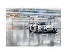 Fototapete, Komar, »Audi R8 Le Mans«, 368/254 cm