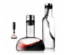 MENU Menu SET Dekantierkaraffe und Wasserflasche New Norm