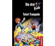 Gebundenes Buch »Tatort Trampolin / Die drei Fragezeichen-Kids...«