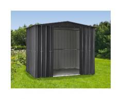 Stahlgerätehaus »Globel Industries«, BxT: 234x237 cm
