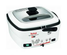 Tefal Multifunktions-Fritteuse Versalio deLuxe FR4950, 1600 Watt, 2 Liter Fettfüllmenge