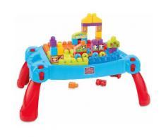 Mattel, Lernspielzeug, »Mega Bloks Bau und Spieltisch«