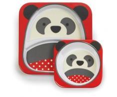 Skip Hop Kindergeschirr, 2-tlg., Panda