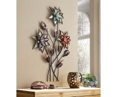 Wandbild, Home affaire, »Blumen«