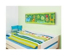 Bilderwelten Kinderzimmer Leinwandbild »no.BP3 Zootiere«