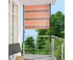 Angerer Freizeitmöbel Balkonsichtschutz »Polyethylen, orange/braun« in 2 Breiten