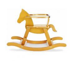 Pinolino Schaukelpferd aus Holz, »Special Edition, 20 Jahre Pinolino, goldfarben«