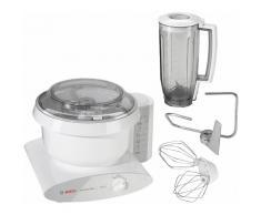 Bosch Küchenmaschine Universal Plus MUM6 N11, 800 Watt, 6,2 Liter Rührschüssel