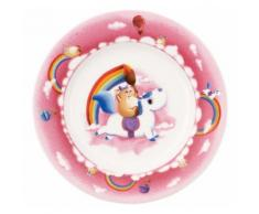 VILLEROY & BOCH Kinderteller flach 22cm »Lily in Magicland«