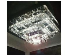 Licht-Trend Deckenleuchte »Grosse LED-Kristall-Deckenleuchte«