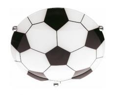 Kinderzimmer-Deckenleuchte »Fußball« (1flg.), Trio