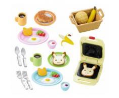 Epoch Traumwiesen Sylvanian Families Frühstücks-Set