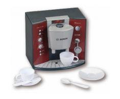 Klein Spielküchen Zubehör, »Bosch Kaffeemaschine mit Sound & Espressoset«