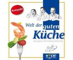 Huch! & friends Quizspiel, »Welt der guten Küche kompakt«