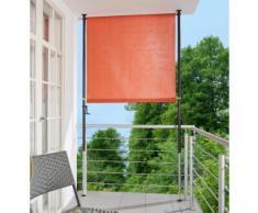 Angerer Freizeitmöbel Balkonsichtschutz »Polyehtylen, uni orange« in 2 Breiten