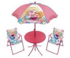 Kindersitzgruppe, 4-tlg., Die Eiskönigin rosa