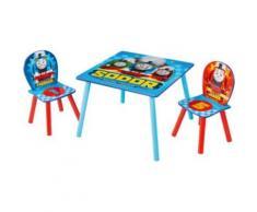 Kindersitzgruppe 3-tlg., Thomas die Lokomotive, blau